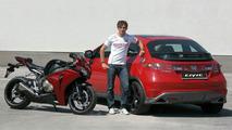 Honda Civic Type S Fireblade Replica for Italy