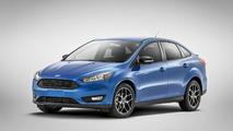 2015 Ford Focus Sedan officially revealed
