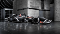 Sauber F1 C33 race car