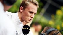 Chilton could block Hulkenberg's Force India return