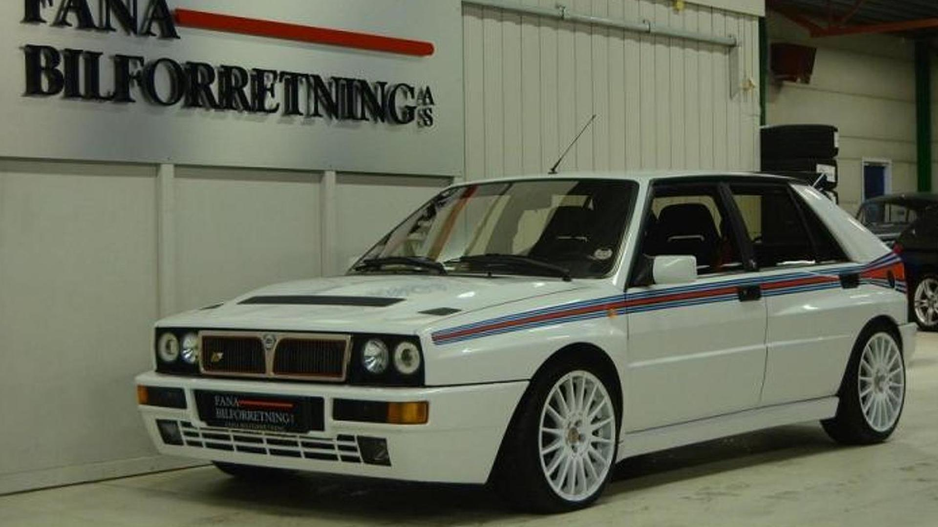 Mint Condition Lancia Delta Hf Integrale Evoluzione