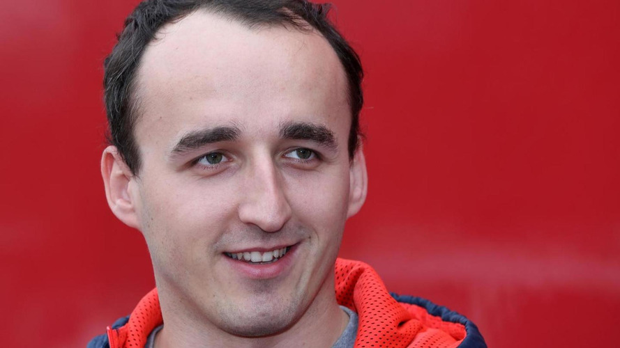 Kubica insists no plans for F1 test return