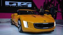 Kia GT4 Stinger concept live at 2014 NAIAS