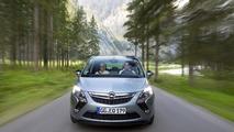 Opel Zafira Tourer 1.6 SIDI Turbo announced with 200 HP