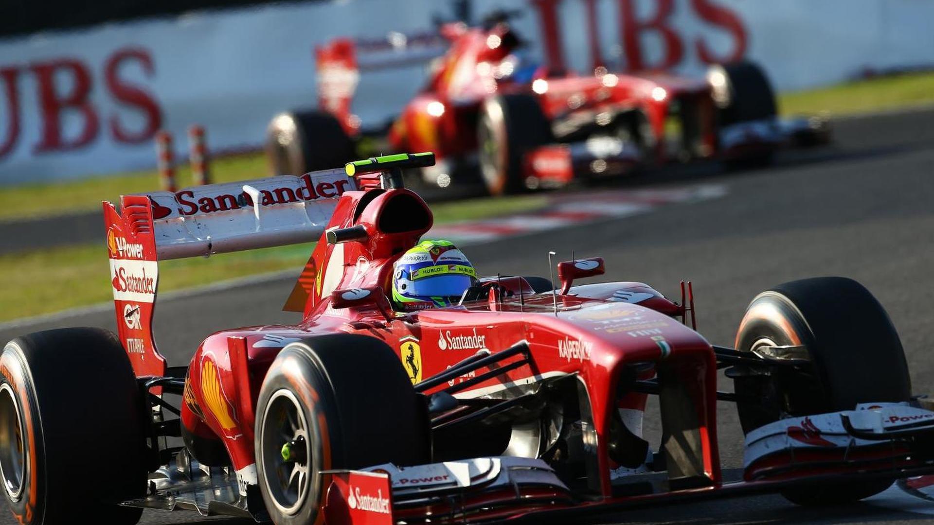 Ferrari plays down Massa's team orders defiance