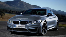 BMW M4 Gran Coupe render