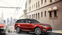 2016 Range Rover Sport gains new options & additional standard equipment