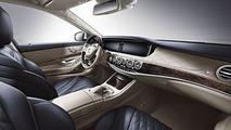 2014 Mercedes-Benz S-Class Edition 1 announced