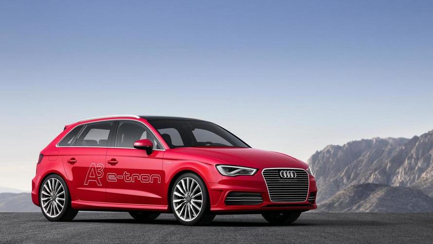 Audi, Porsche & Volkswagen to introduce seven plug-in hybrids in 2014 - report
