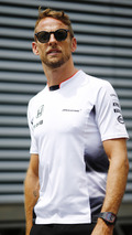 Jenson Button, McLaren MP4-31, Austrian GP 2016