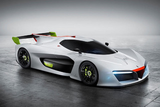 A Pininfarina Electric Sports Car Might Happen