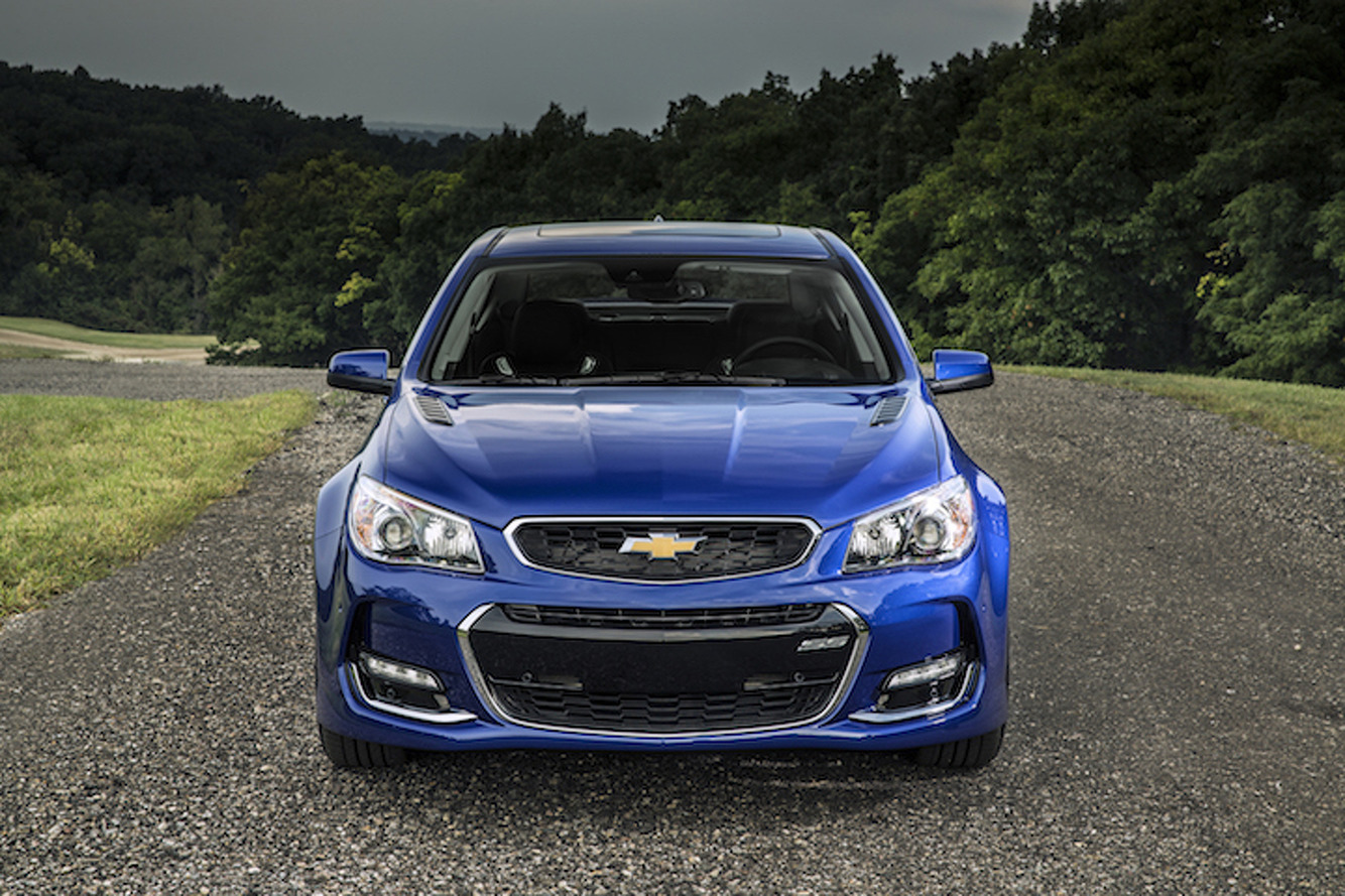 The Chevy SS Might, Possibly, Maybe, Get A Second Generation