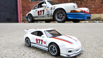 Hot Wheels Magnus Walker Porsches