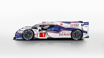 Toyota highlights the 2015 TS040 Hybrid [video]