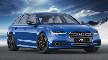 ABT tunes the Audi S6 Avant to 550 PS