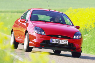 Ford Puma: Europe's Quirky Little Sports Coupe