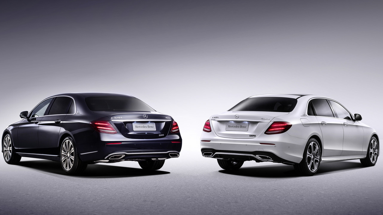 Mercedes builds one millionth car in china for Long mercedes benz