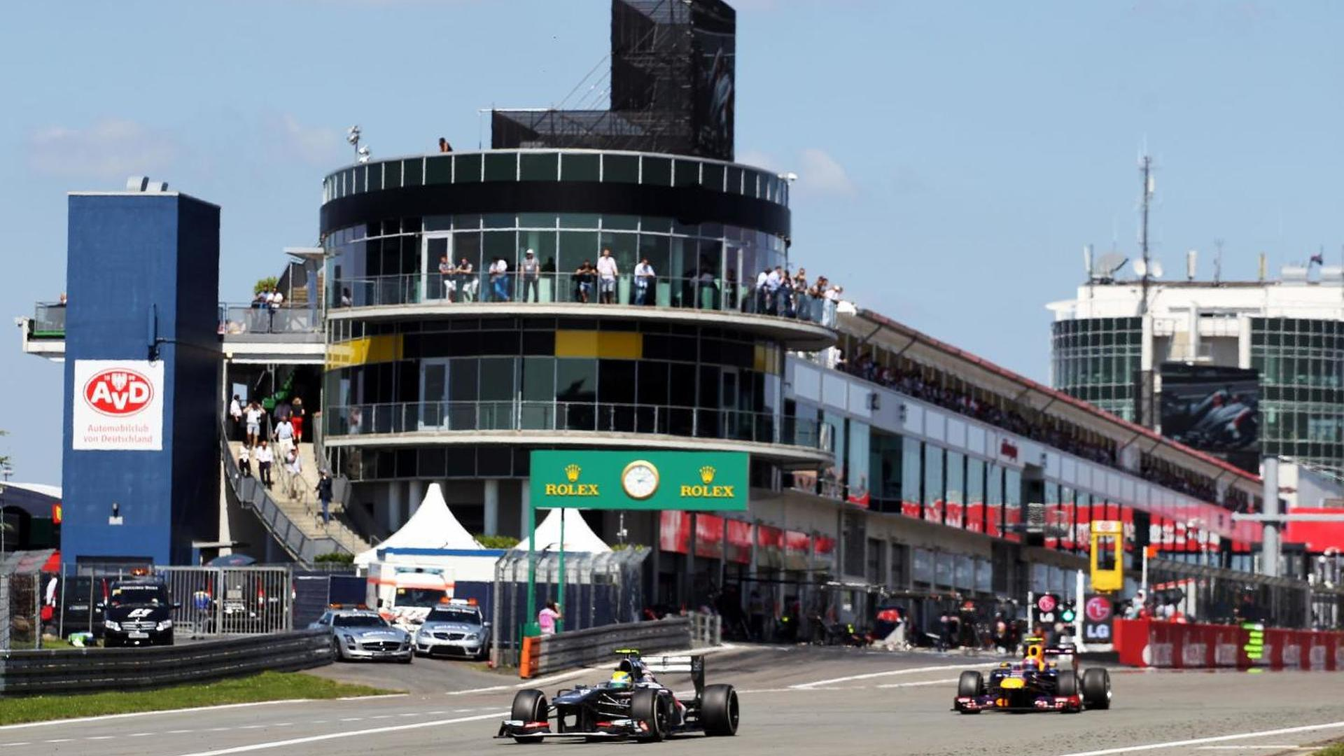 German GP 'dead' as circuits pull out