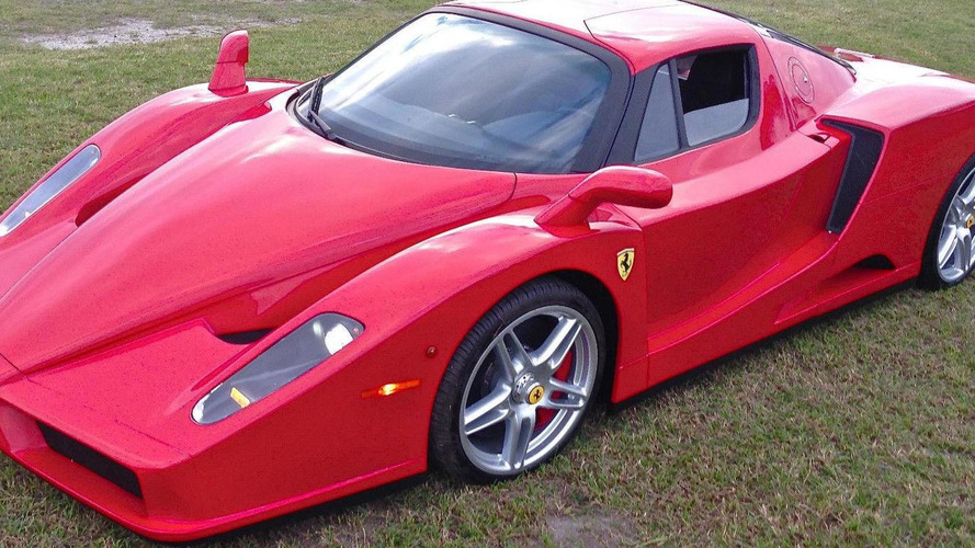 Ferrari F430-based Enzo replica is an awkward 400,000 USD effort