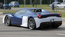 Ferrari 458 Speciale Spider starting at €216K, could be called 458 LS