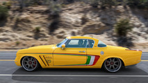 GWA Studebaker Veinte Victorias revealed with supercharged V8 engine