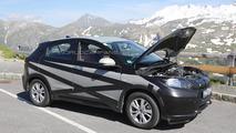 Euro-spec Honda HR-V spied for the first time