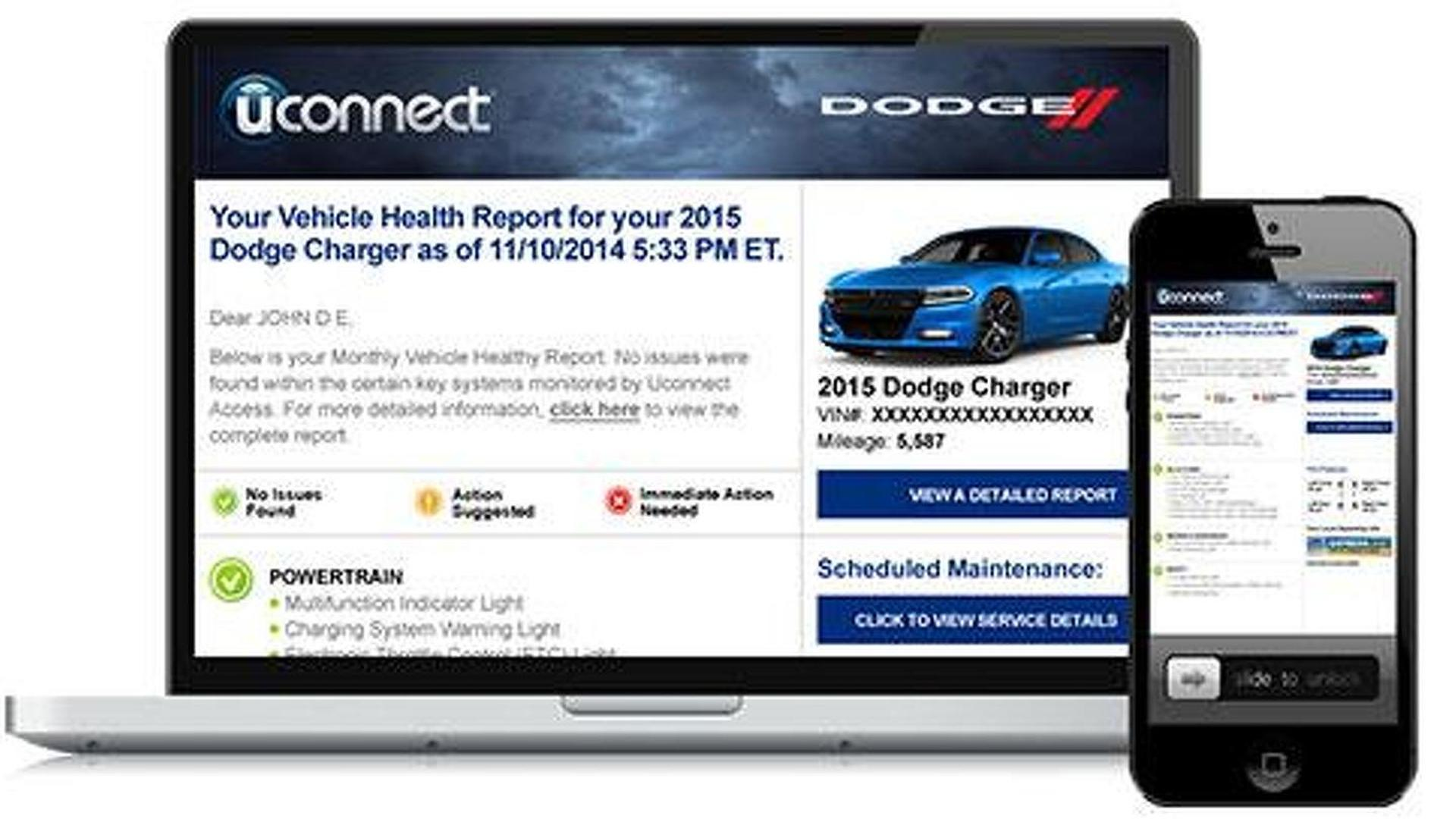 Uconnect Access App >> Chrysler unveils four new Uconnect Access services at CES [videos] | Motor1.com