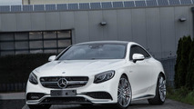 Mercedes-Benz S63 AMG 4MATIC Coupe by IMSA