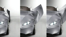 BMW GINA Light Visionary Model Concept Car Revealed
