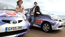 Toyota Aygo Gumball - Student Gumball Rally