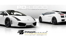 Prior Design Lamborghini Gallardo PD-L800 20.8.2012