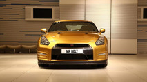 Nissan 'Bolt Gold' GT-R raises 193,191 USD