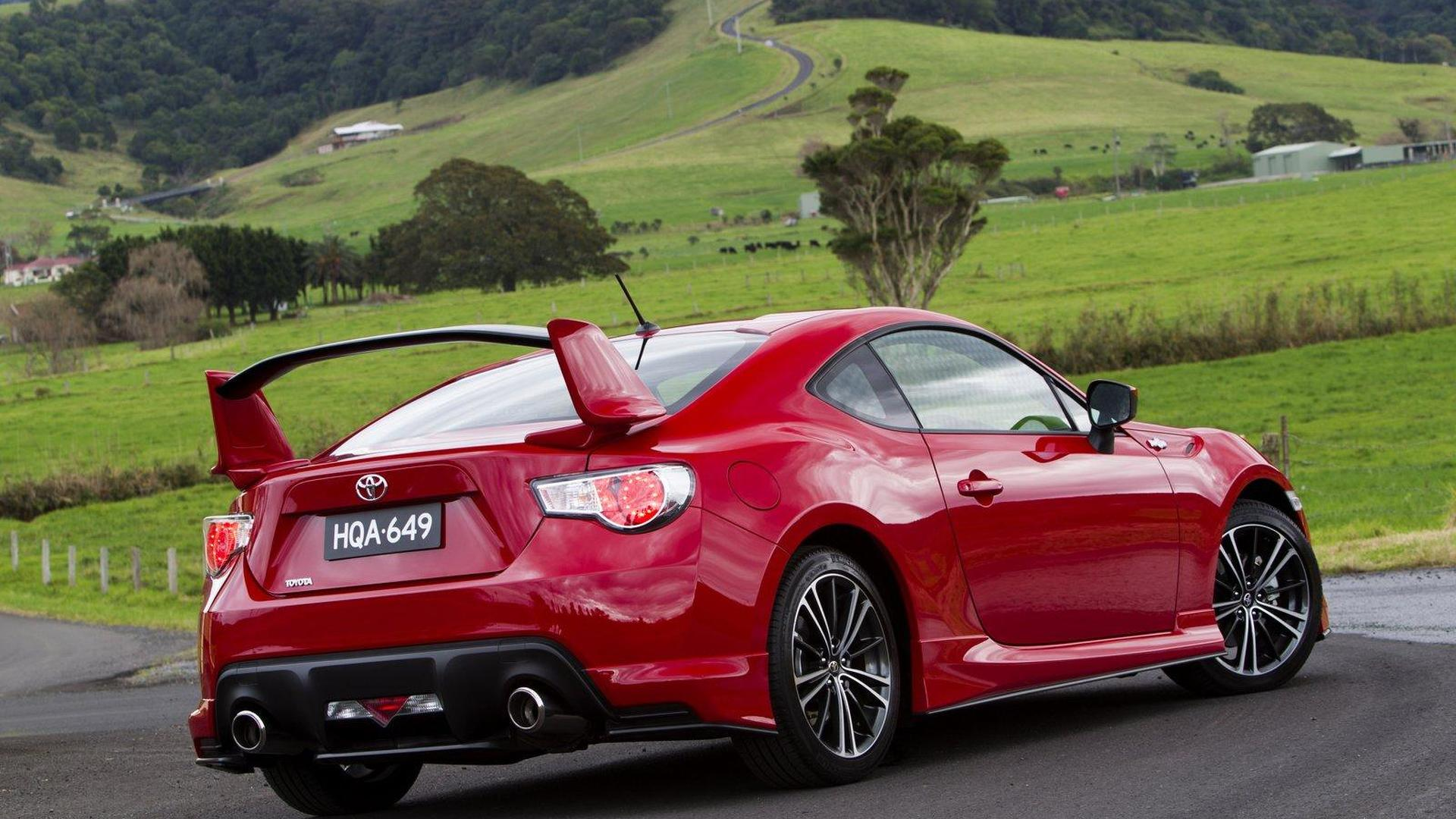 High-Performance Toyota GT 86 could have KERS - report