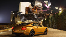 Bentley plotting four-door coupe