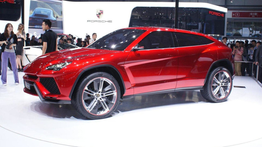 "Lamborghini Urus production version to be ""very"" close to concept"