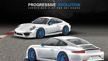 Vorsteiner Porsche 911 V-GT