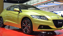 2013 Honda CR-Z receives power boost