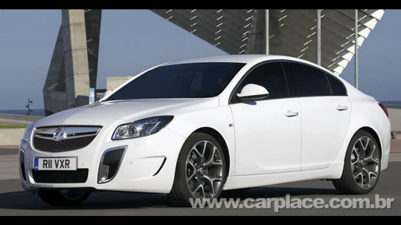 Estão nos ouvindo!! Opel quer voltar para a América do Sul
