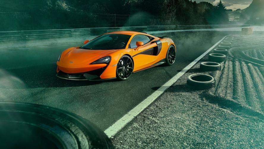 Famous tuner of Italian exotics adds McLaren to menu