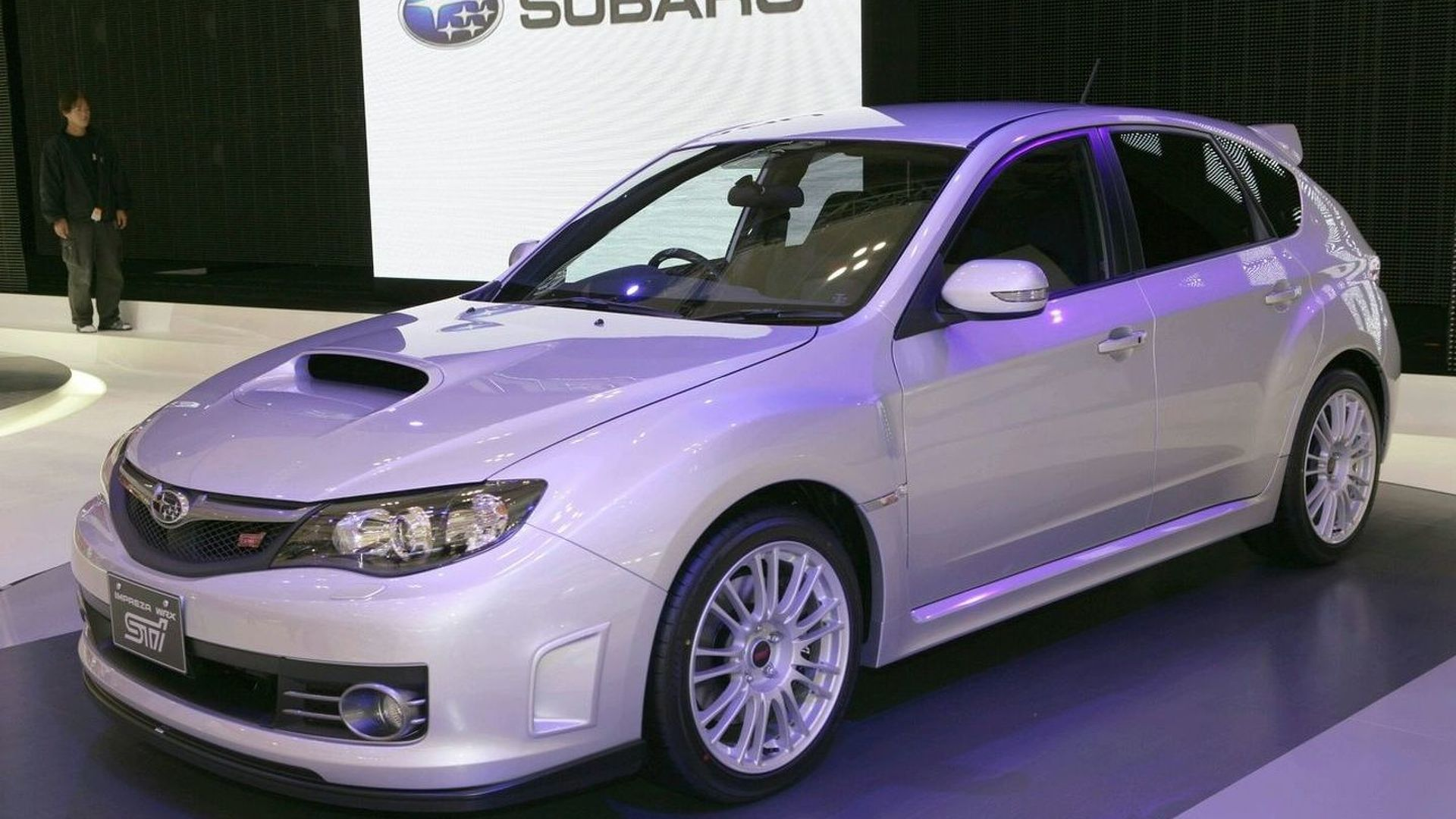 Subaru WRX STi Shocking Price for UK Announced