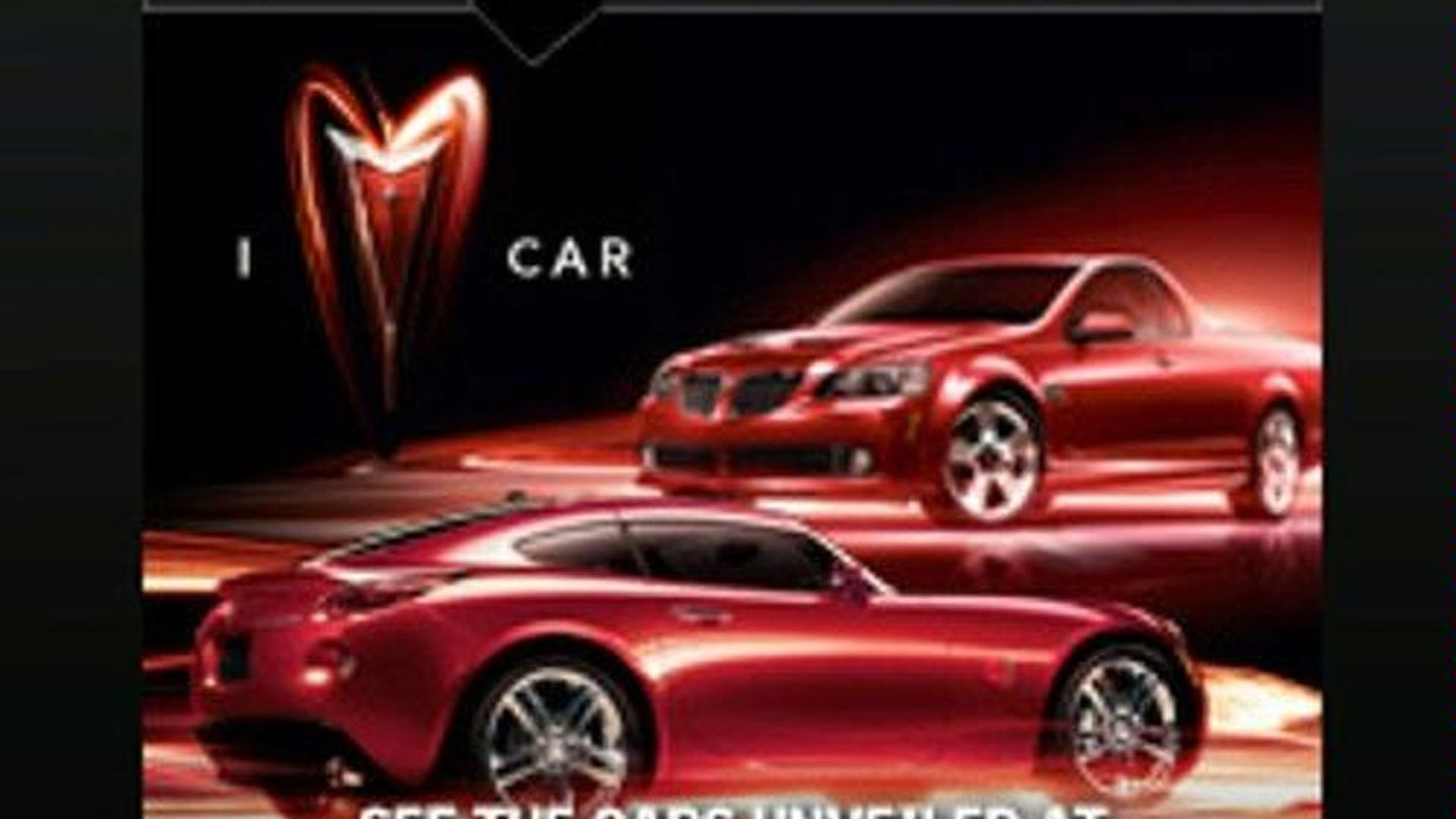 Pontiac Solstice Coupe Leaked