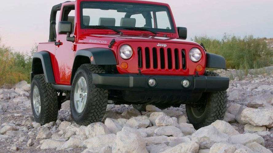 FCA recalls Jeep Wrangler because airbags might not deploy