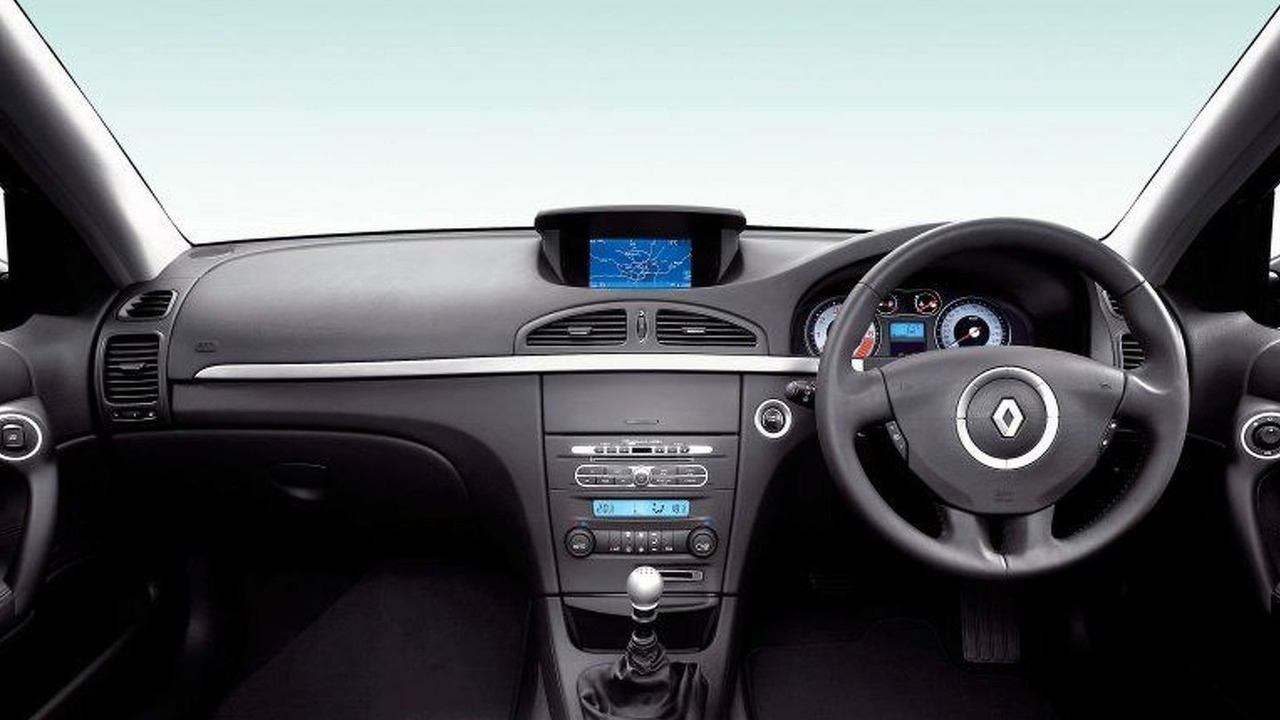 2006 Renault Laguna Navigation