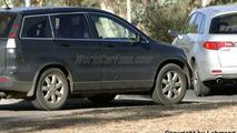 2007 Honda CR-V & Acura RDX Spy Photos