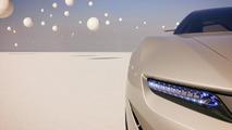 Pininfarina Cambiano Concept teased