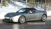 SPY PHOTOS: Tesla Roadster