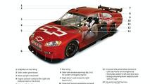 GM Racing's Chevrolet NASCAR Impala SS Set for Debut