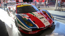 Ferrari 488 GTE and 488 GT3 revealed during Finali Mondiali at Mugello