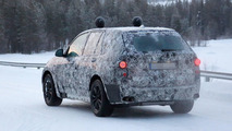 2018 BMW X5 spied for the first time