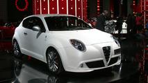Alfa Romeo MiTo Quadrifoglio Takes a Bow in Frankfurt
